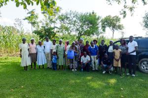 The Water Project: Vilongo Community -  Community Member Celebration