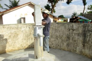 The Water Project: Targrin Community -  Successful Installation