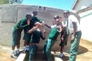 The Water Project: Mulwakhi Secondary School -  Clean Water