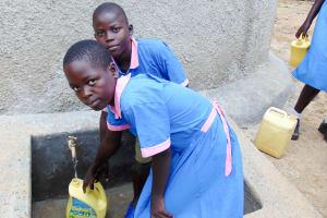 The Water Project: Eshiamboko Primary School -  Clean Water