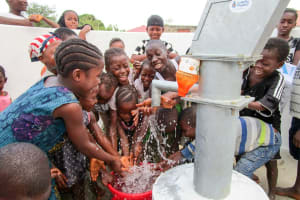 The Water Project: Mahera Community, 3 Robolla Street -  Clean Water