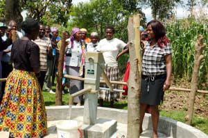 The Water Project: Vilongo Community -  Clean Water