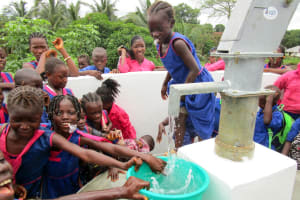 The Water Project: St. John RC Primary School -  Clean Water