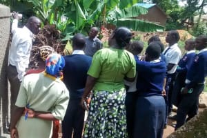 The Water Project: Essaba Secondary School -  Management And Maintenance Training