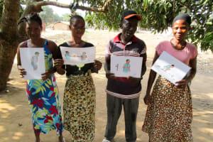 The Water Project: Mahera Community, 3 Robolla Street -  Training