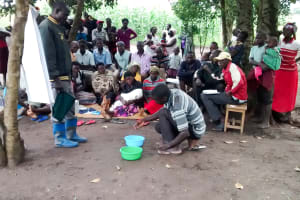 The Water Project: Nyakarongo Community -  Training