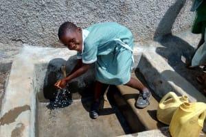 The Water Project: St. Joseph Eshirumba Primary School -  Clean Water