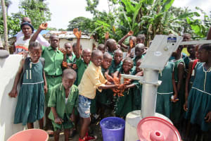 The Water Project: Tulun Community, 10 Tulon Road -  Clean Water