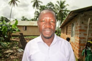The Water Project: Tulun Community, 10 Tulon Road -  Pastor Paul Aruna