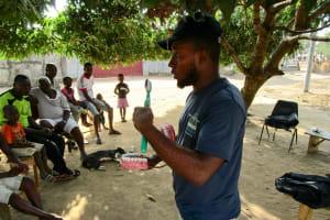 The Water Project: Mahera Community, 3 Robolla Street -  Oral Hygiene Training
