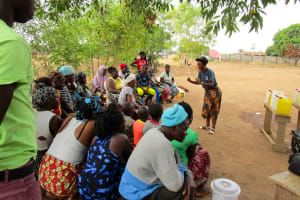 The Water Project: Royema MCA School and Community -  Training