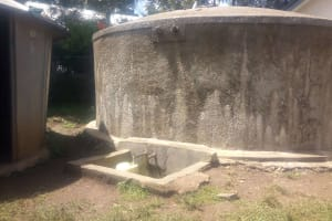 The Water Project: Ebusiratsi Special Primary School -  June Monitoring Visit