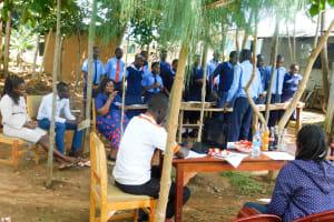 The Water Project: Samson Mmaitsi Secondary School -  Training
