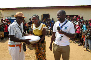 The Water Project: Kasongha Community, Maternal Child Health Post -  Training Raffle Winner