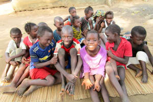 The Water Project: Molokoh Community, 720 Main Motor Road -  Training