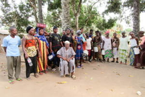 The Water Project: Tulun Community, 10 Tulon Road -  Training