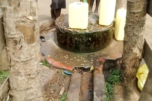 The Water Project: Nyakarongo Community -  Well That Needs Rehabilitation