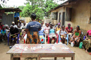 The Water Project: Tintafor, Fire Force Barracks Community -  Training