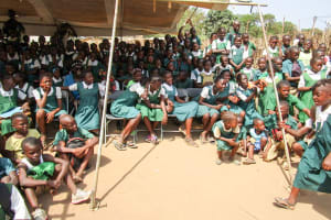 The Water Project: Kasongha Community, Maternal Child Health Post -  Training