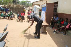 The Water Project: Kasongha Community, Kombrai Road -  Training