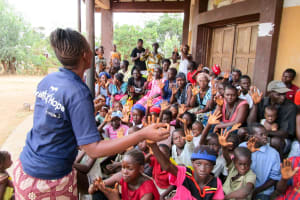 The Water Project: Targrin Community -  Training