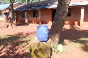 The Water Project: Viyalo Primary School -  Handwashing Station