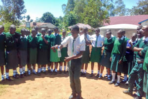The Water Project: Mulwakhi Secondary School -  Water Treatment Training