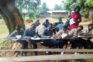 The Water Project: Erusui Secondary School -  Training