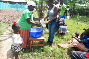The Water Project: Matsakha Community, Mbakaya Spring -  Esther Nyongesa