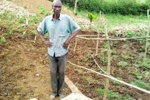 The Water Project: Musango Community, Jared Lukoko Spring -  Jared Lukoko