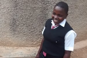 The Water Project: Friends Makuchi Secondary School -  Anai Sisline