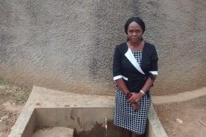The Water Project: Friends Makuchi Secondary School -  Madam Akingi Jency
