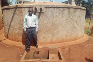 The Water Project: Kilingili Primary School -  John Temba