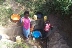 The Water Project:  Rose Achina With Lavine Khalachi
