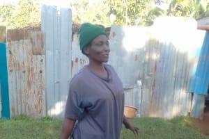The Water Project: Irungu Community, Irungu Spring -  Rachel Esevwe