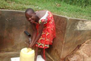 The Water Project: Wamuhila Community, Isabwa Spring -  Rita Andesia