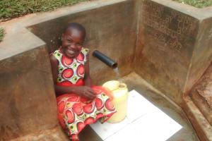 The Water Project: Wamuhila Community, Isabwa Spring -  Rita