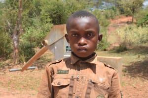 The Water Project: Mbindi Community C -  Kioko Mutuku