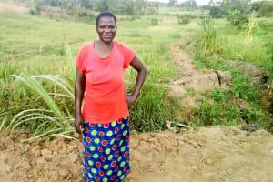 The Water Project: Musango Community, Jared Lukoko Spring -  Priscah Nyarotso