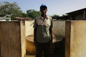 The Water Project: Petifu Junction Community -  Mohamed Sesay