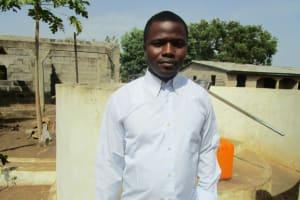 The Water Project: Benke Community, Brima Lane -  John Mbaina
