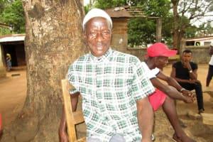The Water Project: Molokoh Community, 720 Main Motor Road -  Mr Girbril Koroma