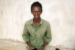 The Water Project: Targrin Community -  Joseph A Kamara