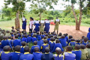 The Water Project: Ndaluni Primary School -  Training