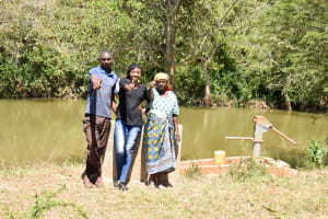 The Water Project: Kithuluni Community A -  A Year With Water