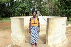 The Water Project: Ponka Village -  Mah Kargbo