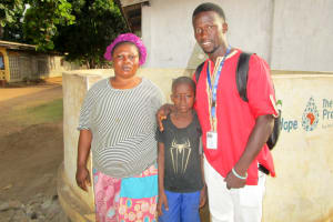 The Water Project: Victory Evangelical Church -  A Year With Water