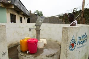 The Water Project: Word of Life Bilingual School -  A Year With Water