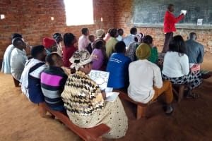 The Water Project: Pakanyi Gwoki Community -  Discussions