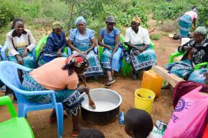The Water Project: Ilandi Community A -  Soapmaking Training
